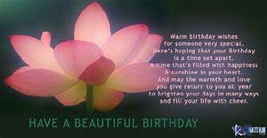 Birthday Quotes... Beautiful Love Birthday Quotes