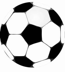 Black And White Soccer Pictures - ClipArt Best