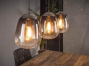 Lampe 3 Flammig : pendelleuchte esszimmerlampe esstischlampe 3 flammig glas ~ A.2002-acura-tl-radio.info Haus und Dekorationen