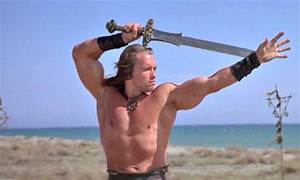 The Legend of Conan starring Arnold Schwarzenegger ...
