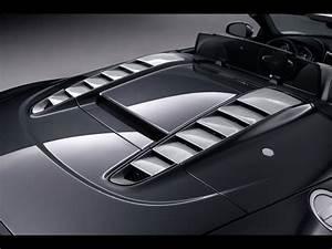2010 Abt Audi R8 Spyder - Engine Cover - 1920x1440