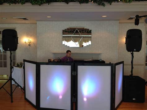 simple dj lighting setup pawtucket country club wedding dj dj mashane