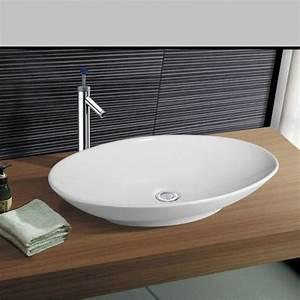 Waschbecken Oval Aufsatz : die besten 25 aufsatzwaschbecken ideen auf pinterest waschtisch holz f r aufsatzwaschbecken ~ Orissabook.com Haus und Dekorationen