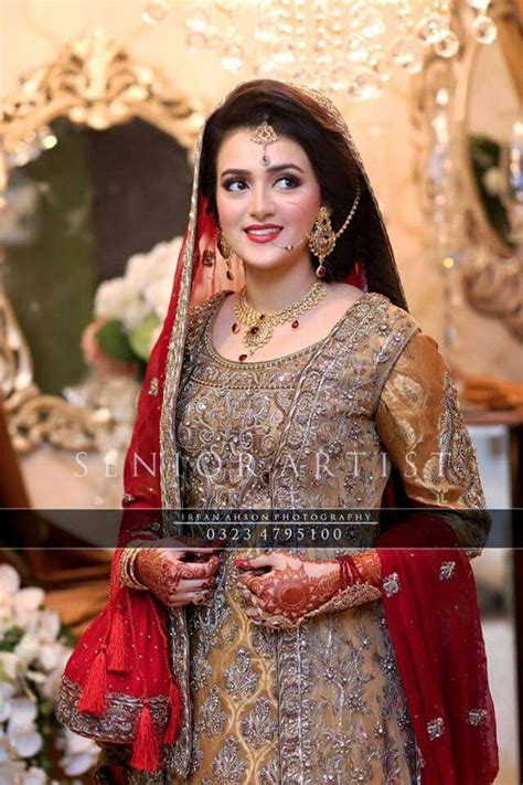 pakistani bridal hairstyles   stunning