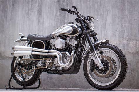 Harley-davidson American Scrambler
