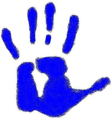 pictures  handprints clipart