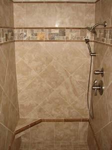 Bathroom Shower Tile Designs Interior Design Ideas