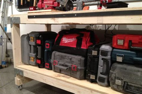 woodwork workbench plans storage sheds  plans