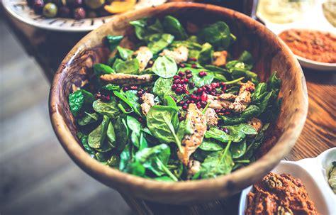 Food, Salad, Healthy, Colorful, Hd Wallpaper, High