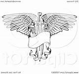 Banner Tattoo Vector Getdrawings Sword sketch template