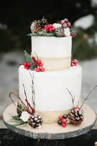 a and we re cake topper a christmas woodland wedding shoot the wedding community
