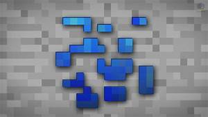 Minecraft Emerald Ore Wallpaper | www.pixshark.com ...