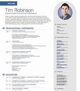 Awesome Resume Templates Word 30 Creative Free Printable Resume