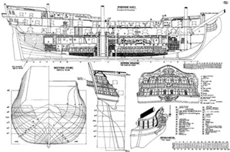 wooden ship model plans  woodworking