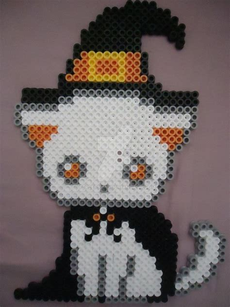 Halloween Perler Bead Projects by 17 Best Images About Halloween Perler Patterns On