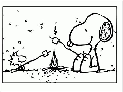 Camping Coloring Pages Free