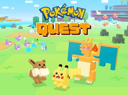 pok 233 mon quest apps on play