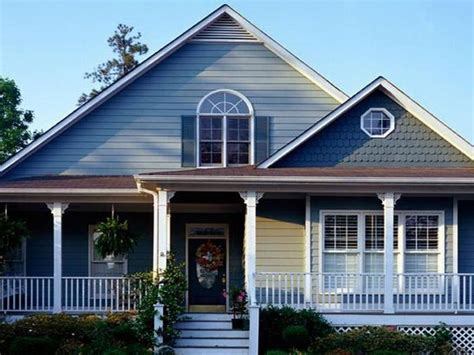 choosing exterior house paint color for the home