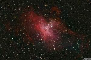 M16 Eagle Nebula – Astrophotography by HrAstro
