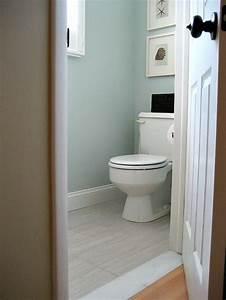 how to lay 12x24 tile in a small bathroom sw sea salt With sea salt paint bathroom