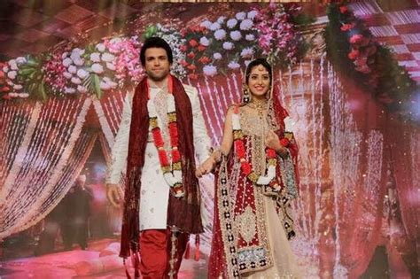 Indian Tv Couples Wedding Images And Wallpapers Bollywood
