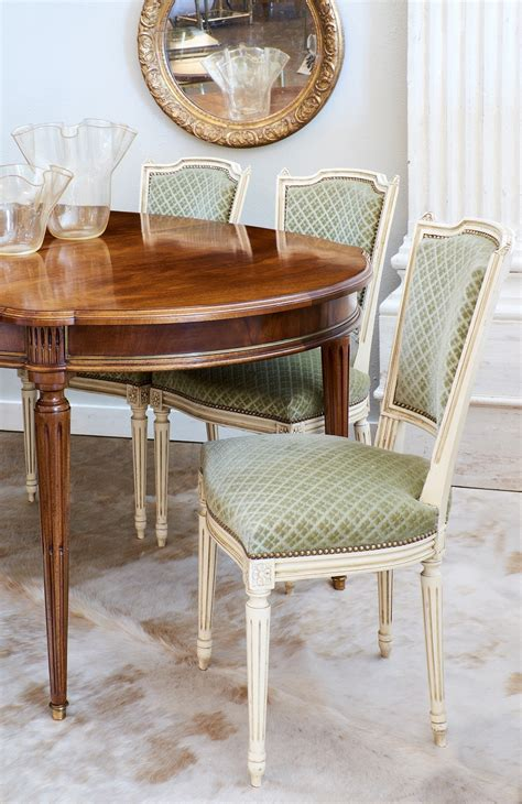 Gallery Green Dining Chairs — Incredible Homes