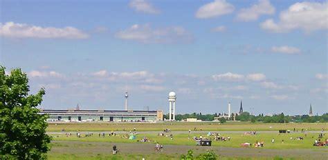 Kleingarten Mieten Berlin Tempelhof by Tempelhofer Feld Gr 252 Ne Freifl 228 Che Bleibt Gesch 252 Tzt