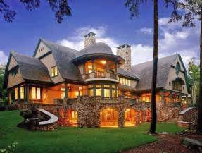 mountainside home plans luxury mountain craftsman home plans home designs