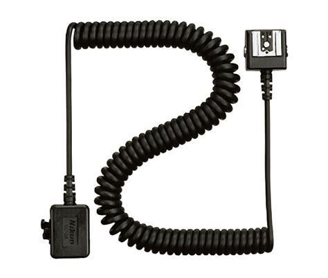 sc 28 ttl coiled remote cord from nikon
