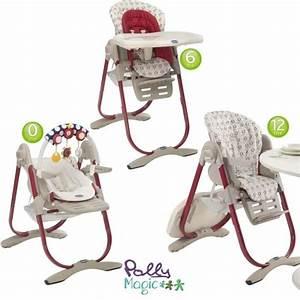 Chaise Haute Des La Naissance : chicco chaise haute polly magic pois pois achat vente chaise haute 8058664034475 cdiscount ~ Teatrodelosmanantiales.com Idées de Décoration