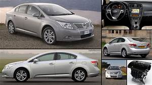 Toyota Avensis (2009) - pictures, information & specs