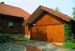Garagentor Aus Holz : garagentor toranlagen u metallbau newiger ~ Watch28wear.com Haus und Dekorationen