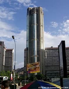 Parque Central Torre Officinas I - The Skyscraper Center