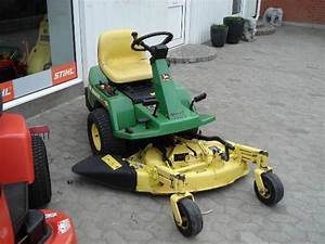 John Deere F510 F525 Residential Front Mower Workshop