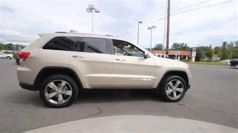 beige jeep grand 2014 jeep grand cherokee limited tan ec541949 mt