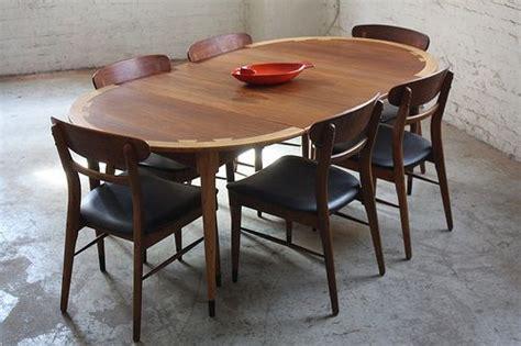 32187 dining table splendid splendid acclaim mid century modern expandable