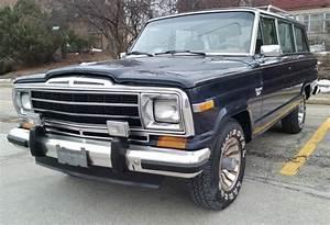 Jeep Grand Wagoneer : 1986 amc jeep grand wagoneer 1 owner all original rust free california truck for sale in ~ Medecine-chirurgie-esthetiques.com Avis de Voitures