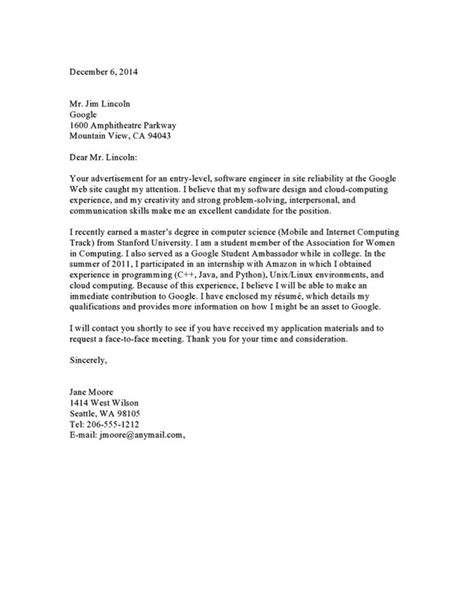 Sle Cover Letter For Recruiter Position by Recruiter Cover Letter Project Scope Template