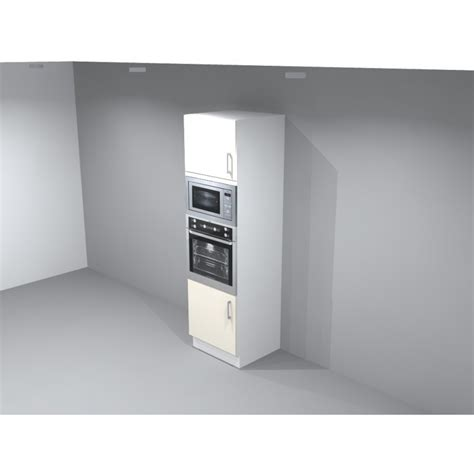 meuble cuisine pour four et micro onde meuble frigo micro onde