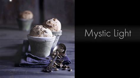 photography style mystic light food images  stockfood
