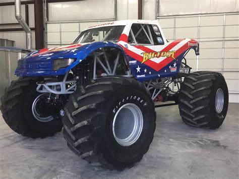 Bigfoot 19 Monster Trucks Wiki Fandom Powered By Wikia