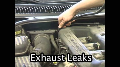 smokepro total tech find engine vacuum leaks youtube