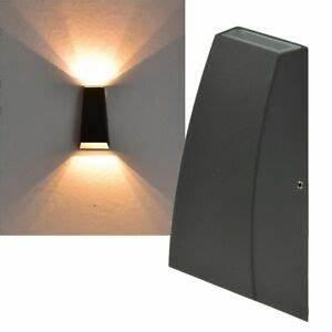 Led Wandstrahler Außen : led au en wandleuchte hilera 6 ip44 230v 6w eek a au en wandlampe wandstrahler ebay ~ A.2002-acura-tl-radio.info Haus und Dekorationen