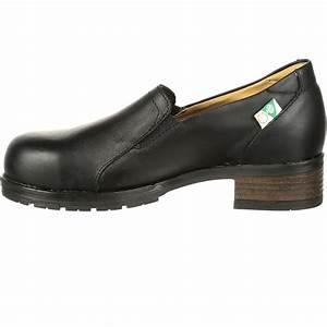 Mellow Walk Women 39 S Steel Toe Csa Approved Slip On