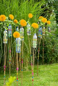 Idee Deco Avec Des Photos : impressionnant idee deco jardin avec recup 2 1001 ~ Zukunftsfamilie.com Idées de Décoration