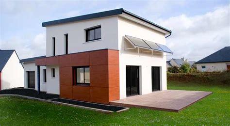 cuisine exterieure bois maison positive constructeur de maisons individuelles