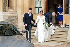 Princess Eugenie and Jack Brooksbank toasted wedding ...