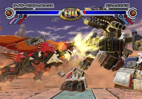 zoids battle legends iso gamecube uploaded nintendo screenshot