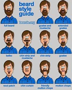 Beard Styles  How To Choose The Best Beard Style