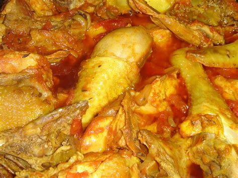 notre famille cuisine cari poulet et cari bichique la cuisine de nelly